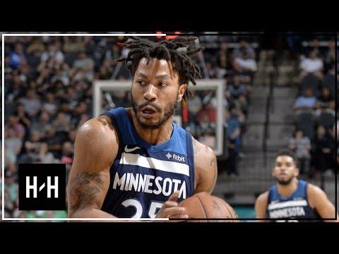 Minnesota Timberwolves vs San Antonio Spurs - Highlights | March 17, 2018 | 2017-18 NBA Season