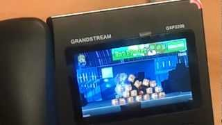 Sinologic Grandstream GXP2200 con Android