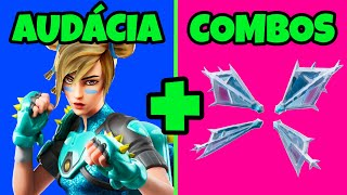 🏆 NEUE SKIN AUD-CIA FORTNITE BEST COMBOS TRYHARD FORTNITE MOXIE SKIN FORTNITE COMBOS SEASON X
