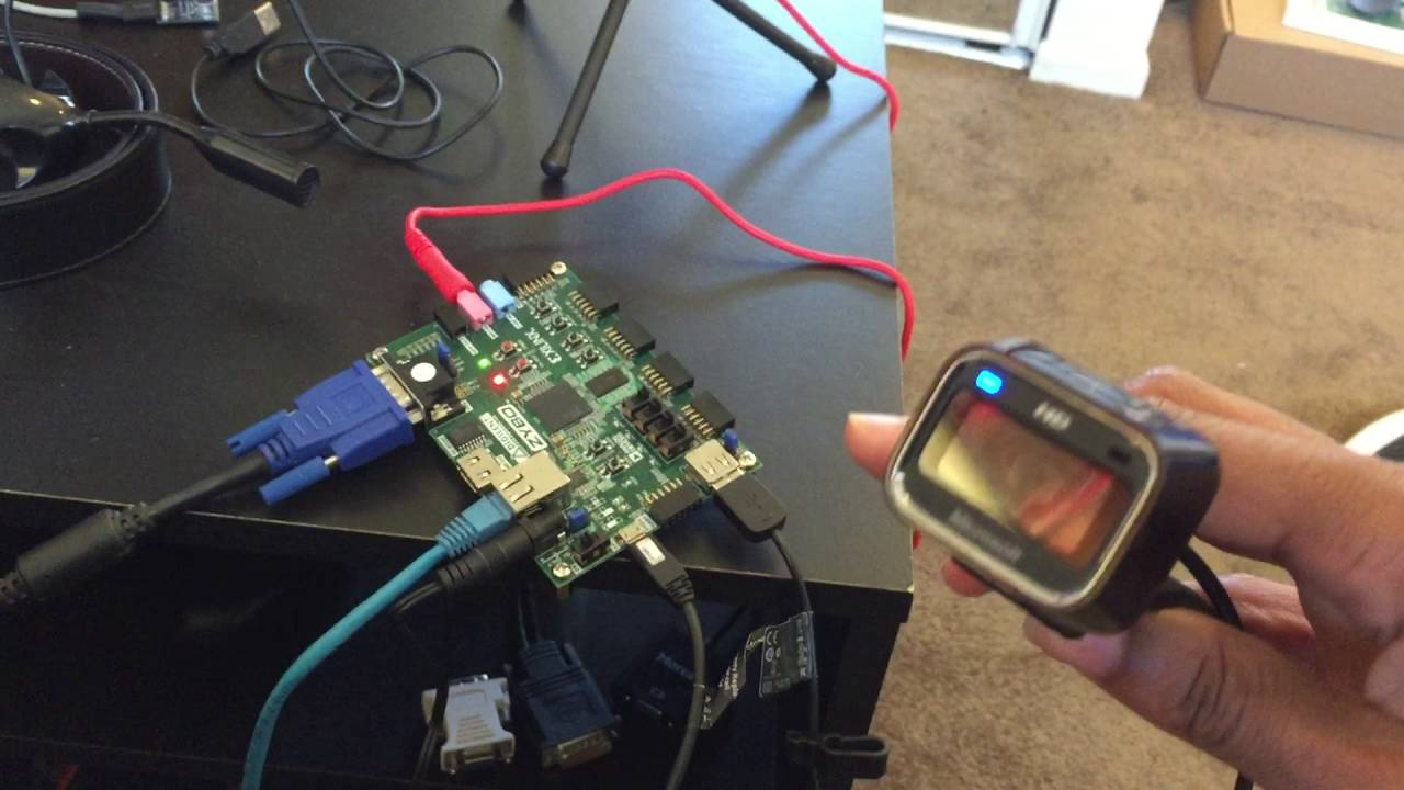 PetaLinux on Zynq PS with Real-Time Video Capture of Microsoft HD Webcam