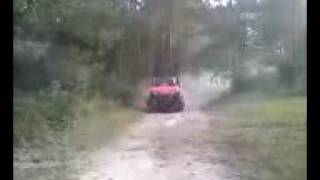 Huge RZR drift