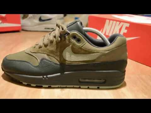 Nike Air Max 87' Or 1 Dark Stucco! YT