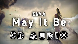 Enya - May it be (3D Audio) (The Lord of the Rings Soundtrack)