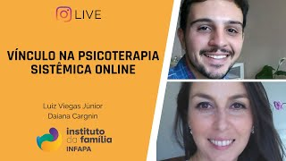 Vínculo na Psicoterapia Sistêmica Online