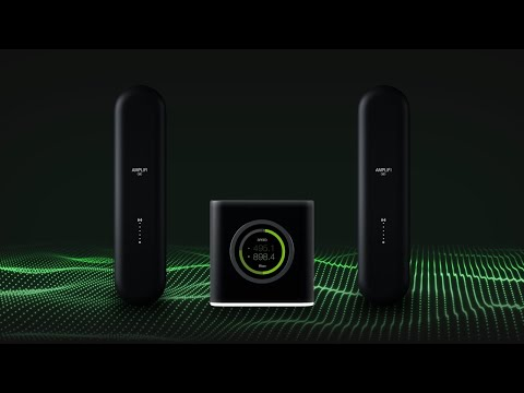 Review: AmpliFi Gamer's Edition WiFi System by Ubiquiti