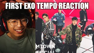 Asian's First Time Reacting to EXO 엑소 'Tempo' MV