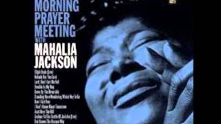 "Mahalia sings ""Standing Here Wondering"""