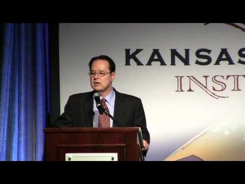 David Boaz at Kansas Policy Institute Dinner