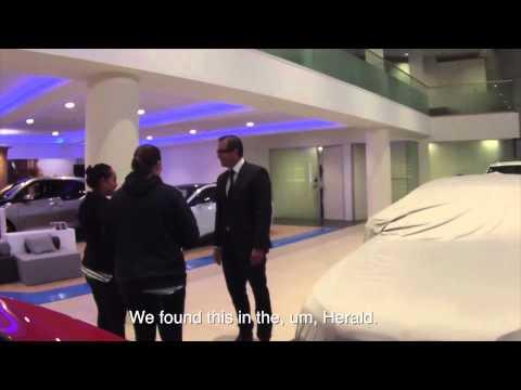 Women Win $50K BMW in 'Reverse April Fools' Joke
