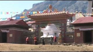 Tengboche to DIngboche -  Everest base camp trek