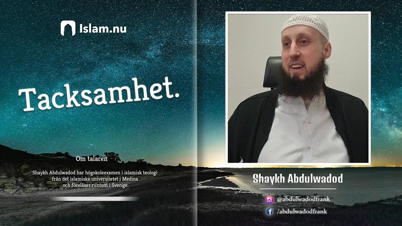 Koranreflektion #9 | Tacksamhet