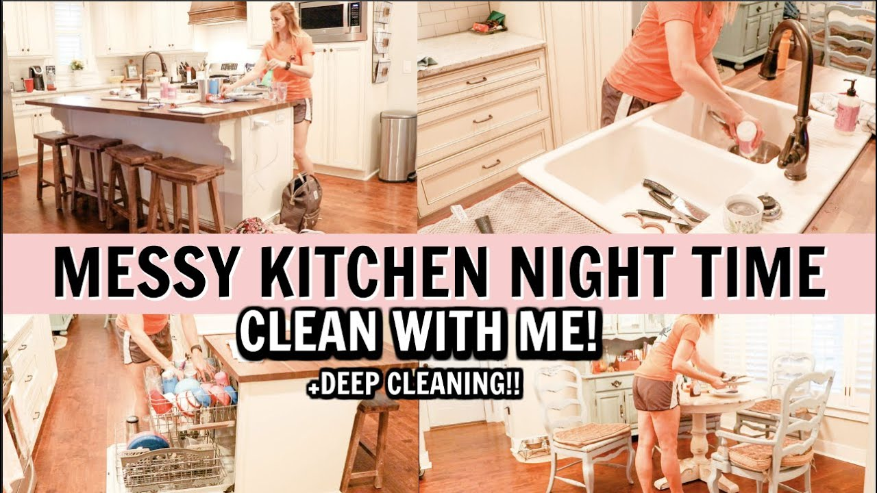Extreme Clean With Me 2019 Night Time Cleaning Routine Clean The House Amy Darley