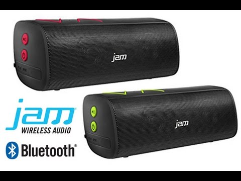 Jam Thrill bluetooth speaker review and sound test