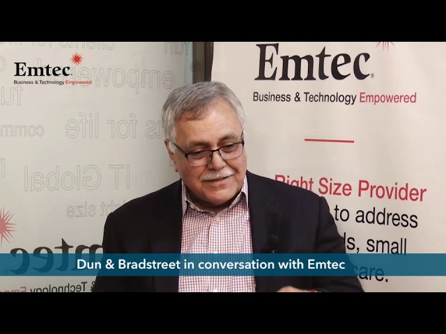 Technology Trends - AI, Digital Assistants, Voice and More: A conversation with D&B | Emtec