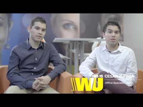 Learn how you can make a difference working in Compliance for WU!