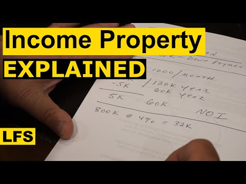 The Economics of Income Property - Life for Sale