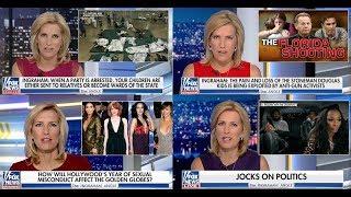 Laura Ingraham's Fox News show is a toxic cesspool