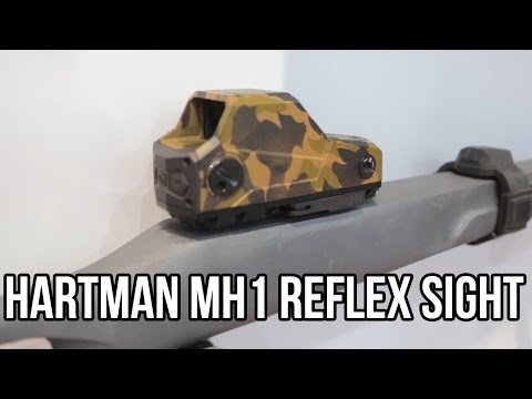 Hartman MH1 Reflex Sight | SHOT 2017