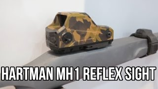 Hartman MH1 Reflex Sight   SHOT 2017