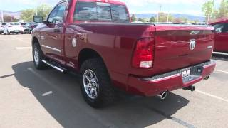 2013 Ram 1500 Reno near Carson City, Lake Tahoe, Northern Nevada KLR30
