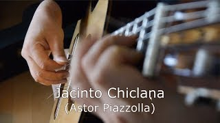 """Yoo Sik Ro (노유식) plays """"Jacinto Chiclana"""" by Ástor Piazzolla"""