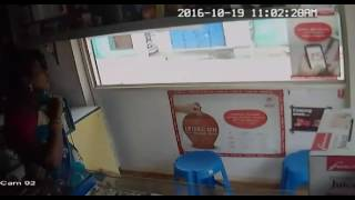 Praveena mobile theft