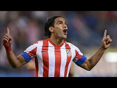 Radamel Falcao ( The Tiger ) : |  Goals - Skills - Assists |     HD