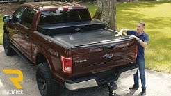 Truck Covers USA American Work Cover Fast Facts on a 2015 Ford F-150