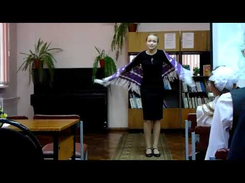 55 Комарова Юлия п Сява г о г Шахунья Поэма без героя, девятьсот тринадцатый год