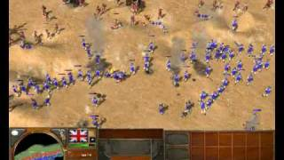 Great battle Age of Empires 3