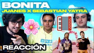 [Reacción] Juanes, Sebastián Yatra - Bonita - ANYMAL LIVE 🔴