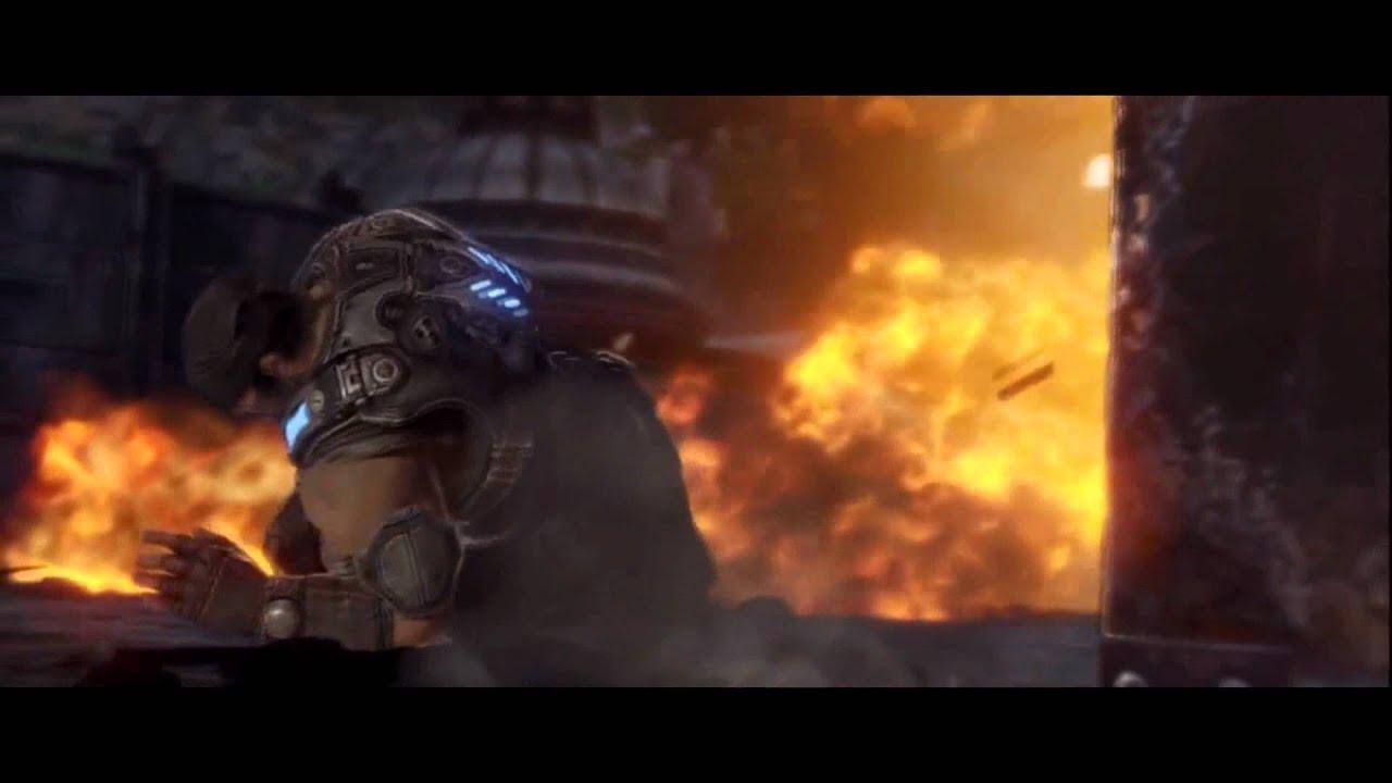 """Gears of War 3 Music Video """"New Divide"""" [1080p/HD]"""