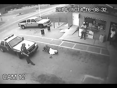 Surveillance video released by the Richland County Sheriff's Department