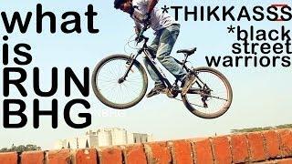 RUN BHG: what is RUN BHG+stunt video of BSW
