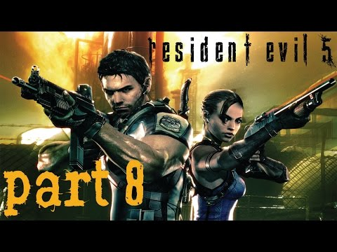 Resident Evil 5: Veteran [IRVING] [Part 8] Playing Games & Sipping Tea