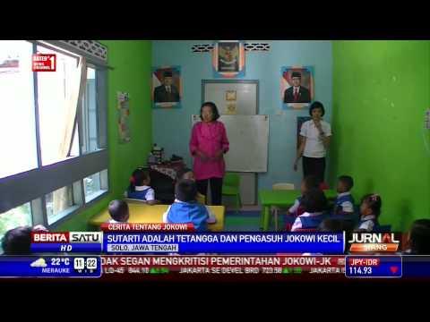 Pengasuh: Jokowi Anak Yang Aktif Namun Susah Makan