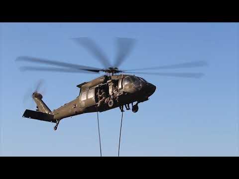 101st Airborne Division Announces Combat Aviation Brigade Deployment To Europe, UNITED STATES
