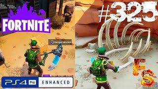Fortnite, Save the World - The Bone Collector, Search For Bones - FenixSeries87