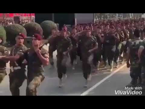 Tribute to Lebanese Army 2017