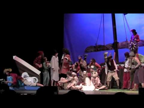 "The Taft School 2010 Peter Pan, ""Hook's Waltz"", Smee (Max Flath)"