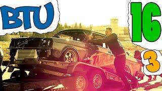Bamse's Turbo Underpants 3 - Episode 16 - Double Burnout