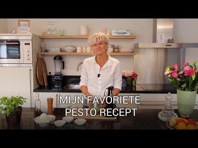 Mijn favoriete pesto recept