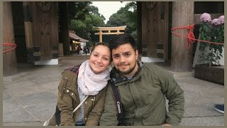 Vlog Tokyo Luna di miele DAY #2 | Il Kawaii Style di TOKYO || LifeOfCesar