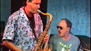 Mike Brecker Band «Original Rays»  Wiesen  Austria