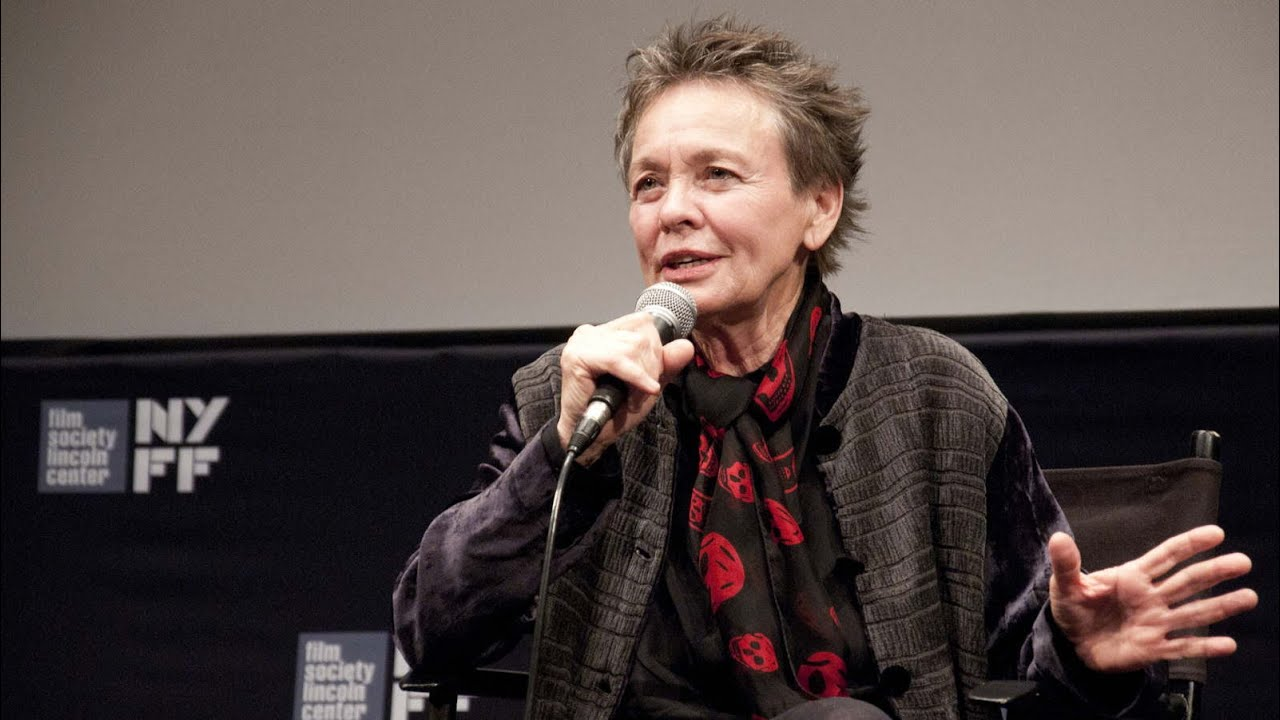 'Heart of a Dog' Q&A | Laurie Anderson | NYFF53