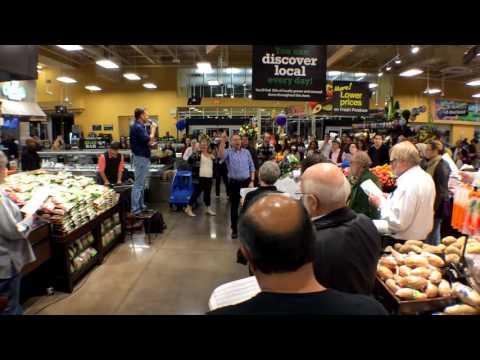 MSO Chorus Flash Mob