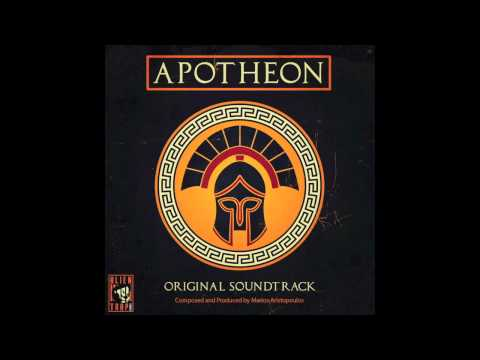 Epic Ancient Greek Music - Apotheon Soundtrack - 01 King of the Gods