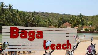 Бага 2017 Гоа, Индия (Baga beach Goa, India)