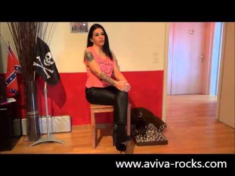 Aviva Rocks stellt sich vor