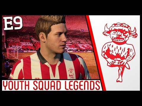 DAMN DEBORAH! - Lincoln | FIFA 18 Career Mode | YOUTH SQUAD LEGENDS (Episode 9) | Youth Academy